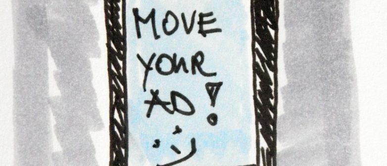 Interaktive Anzeigen auf iAd